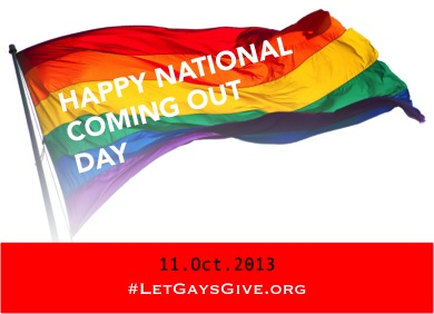 HappyNationalComingOutDay